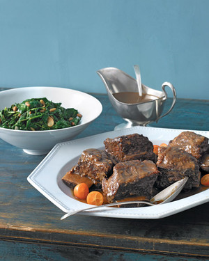 Kumquat-Braised Short Ribs
