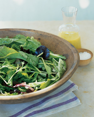 Classic Vinaigrette for Greens
