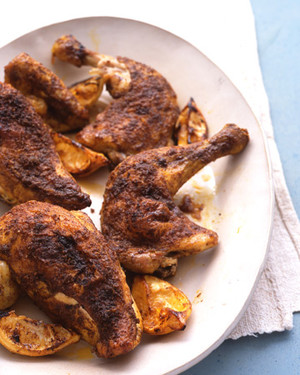 Moroccan-Spiced Chicken