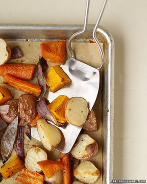 Roasted Fall Vegetables