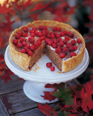 Pate Sucree for Cranberry, Almond, and Cinnamon Tart
