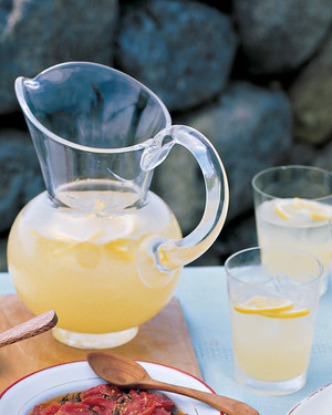 Lemon Drops on the Rocks