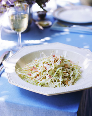 Tangy Sweet Coleslaw