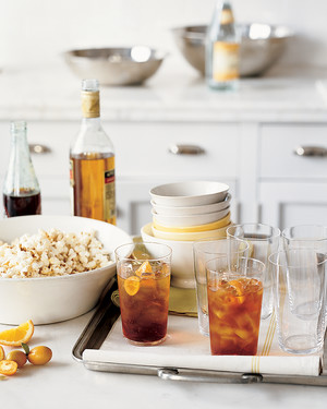 Spicy-and-Sweet Popcorn