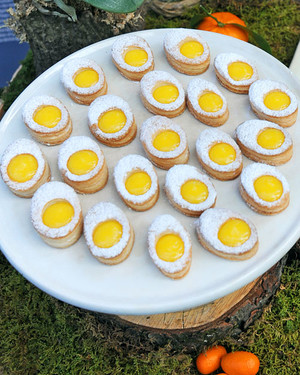 Puff Pastry Eggs