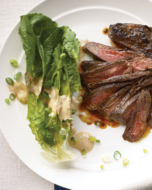 Chili-Rubbed Skirt Steak
