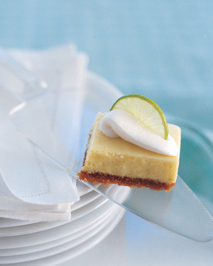 Key-Lime Bars