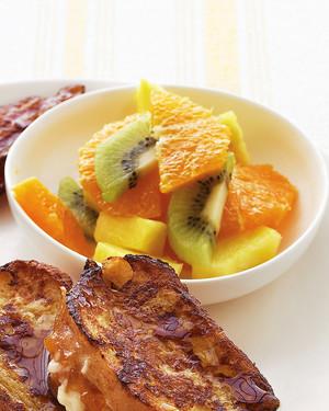 Quick Tropical Fruit Salad