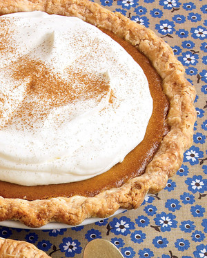Easy Pumpkin Cream Pie