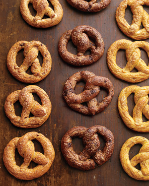 Sweet Soft Pretzels