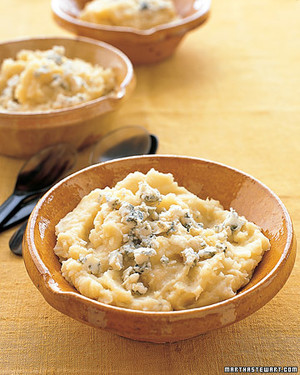 Celeriac and Apple Mash