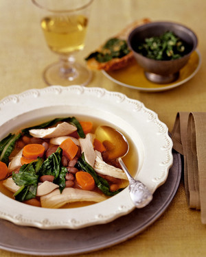 The Very Best Chicken Soup