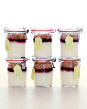 Mini Cheesecake Jars