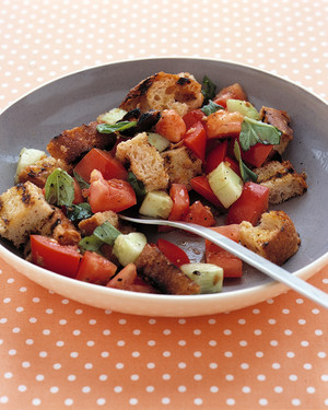 Tomato and Grilled-Bread Salad