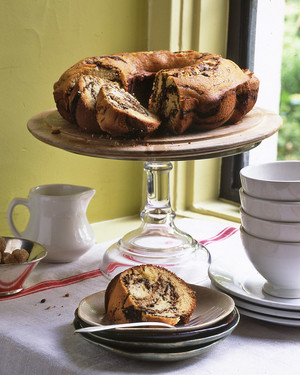 Aunt Patty's Old-Fashioned Coffee Cake