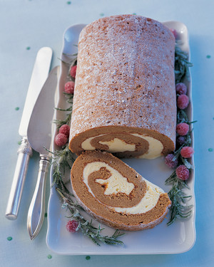 Gingerbread Semifreddo