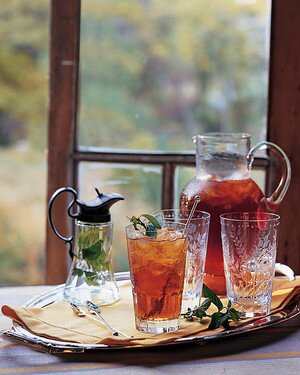 Sweet Tea Recipe Martha Stewart