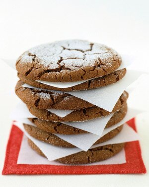 Giant Ginger Cookies Recipe Martha Stewart