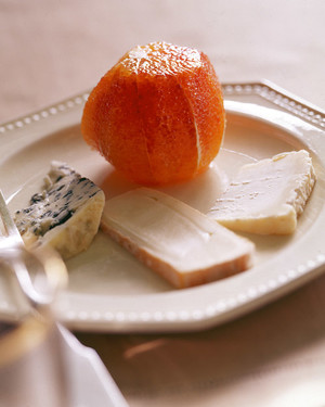 A Cheese Tasting