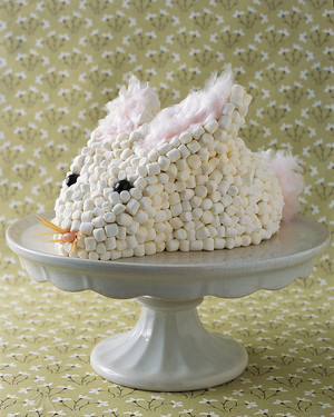 Cream-Cheese Frosting for Bunny Carrot Cake