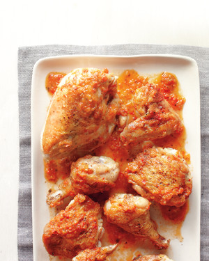 Chicken with Sofrito