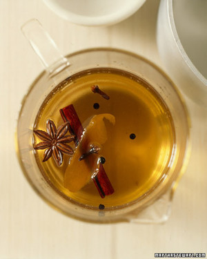 Spice-Infused Simple Syrup