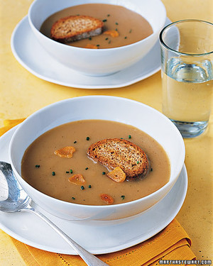 Roasted-Garlic Soup