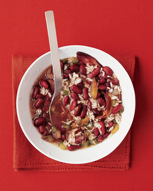 Red Beans with Rice