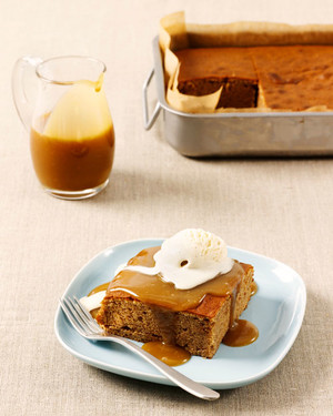 Jane Hornby's Sticky Toffee Pudding