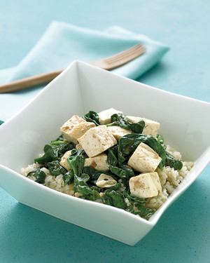 Creamy  Spinach Curry