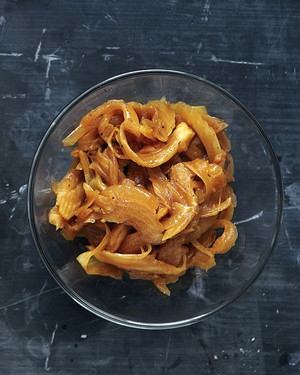 Caramelized Fennel and Onions