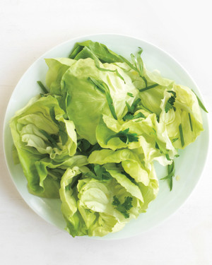 Green Salad with Herbs