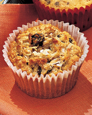 Oatmeal-Raisin Cookie Cupcakes