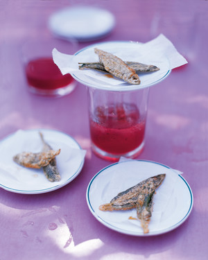 Fried Anchovies and Sage