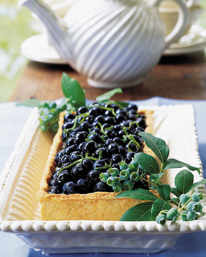 Pate Brisee for Fruit Tarts