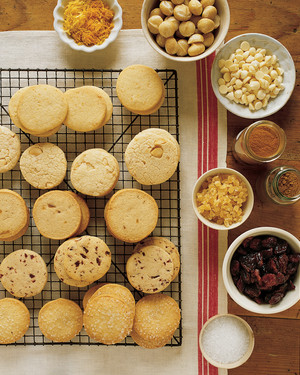Sugar Cookies with Mix-Ins