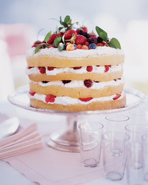 Old-Fashioned Berry Shortcake