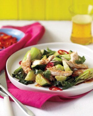 Sesame Chicken Salad Recipe Martha Stewart