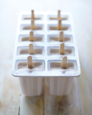 Date Shake Popsicles