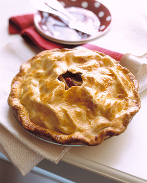 Pate Brisee for Pear and Tart-Cherry Pie