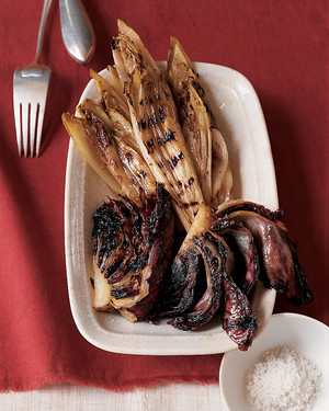Grilled Radicchio and Endive