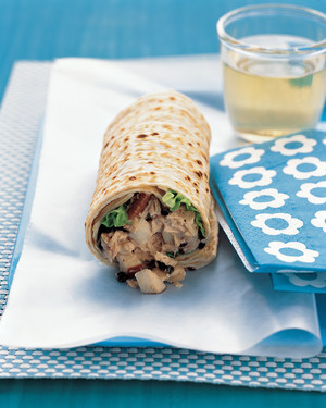 Tuna-Salad Wraps