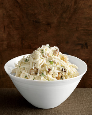 Celery Root and Apple Remoulade