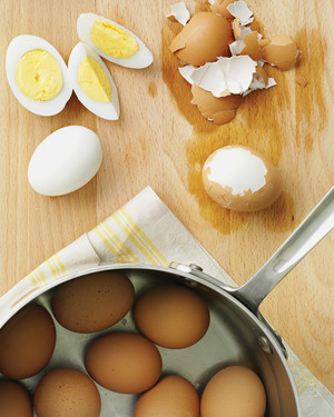 Hard-Cooked Eggs