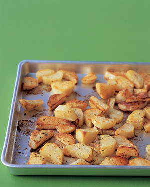 Marjoram-Roasted Potatoes