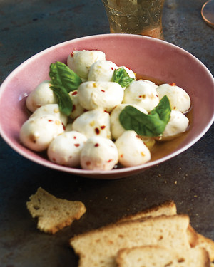 Herbed Marinated Bocconcini