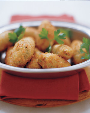 Fried Mashed Potato Croquettes
