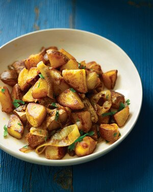 Home Fried Potatoes With Smoked Paprika Recipe Martha Stewart