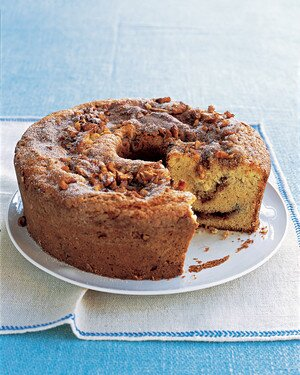 Sour Cream Coffee Cake Recipe Martha Stewart