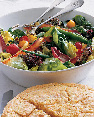 Summery Salad with Vegetables